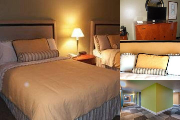 DOWNTOWNER INN & SUITES - Bakersfield CA 1301 Chester 93301