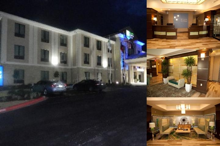 Holiday Inn Express Eagle Ford Shale photo collage
