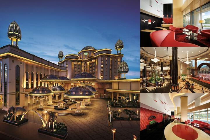 Sunway Resort Hotel & Spa photo collage