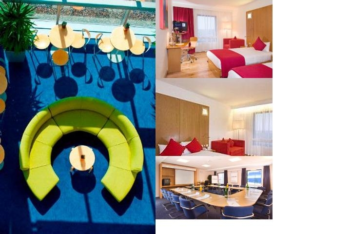 Ramada Encore London West photo collage