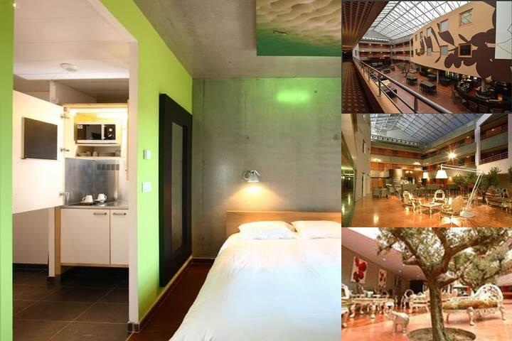 Olivarius Apart'hotel photo collage