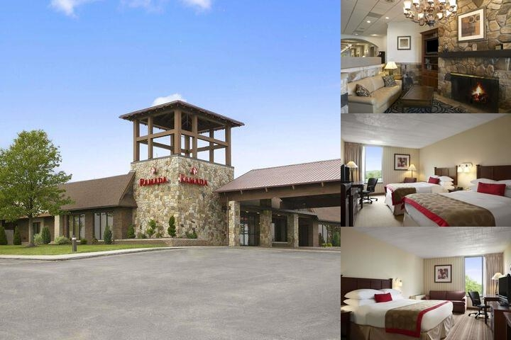 Ramada Greensburg Hotel & Conference Center photo collage