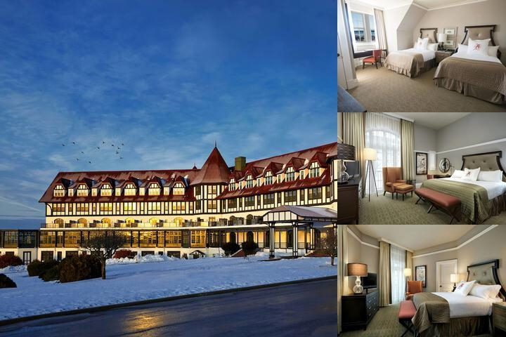 The Algonquin Resort photo collage