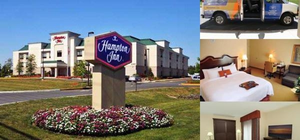 Hampton Inn Princeton Nj photo collage