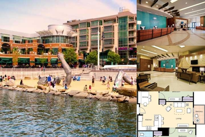 Wyndham Vacation Resorts at National Harbor photo collage
