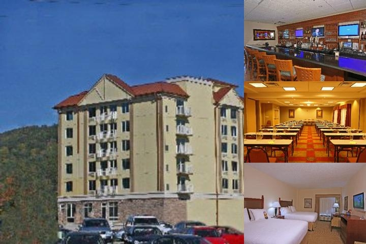 Holiday Inn & Suites Asheville Downtown photo collage