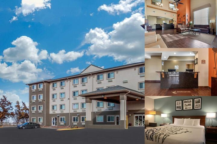 Sleep Inn & Suites Hays photo collage