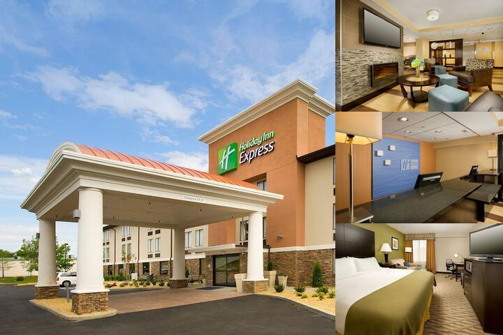 Holiday Inn Express Waldorf photo collage