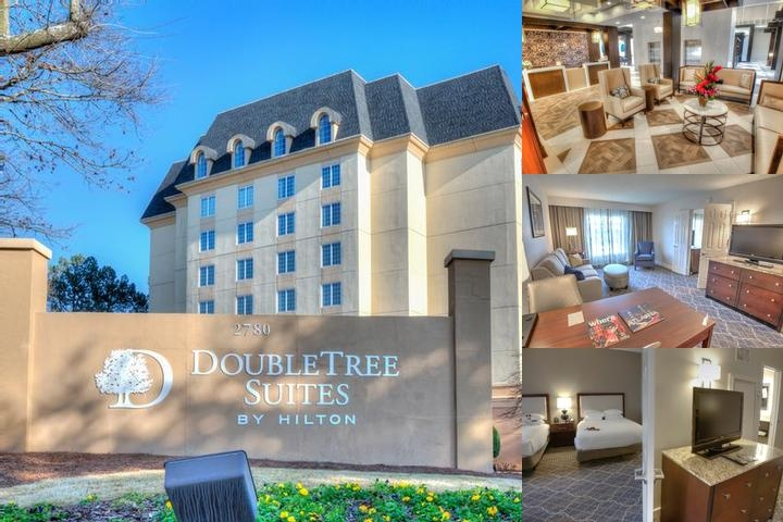 Doubletree Guest Suites Galleria Atlanta photo collage