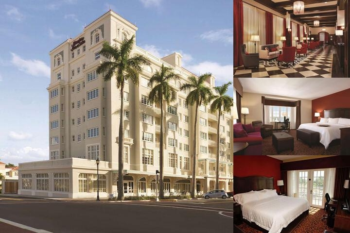 Hampton Inn & Suites Bradenton Downtown photo collage