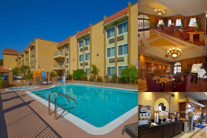 Best Western Plus South Bay Hotel photo collage