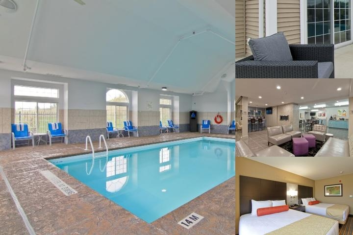 Best Western Plus Woodstock Inn & Suites photo collage
