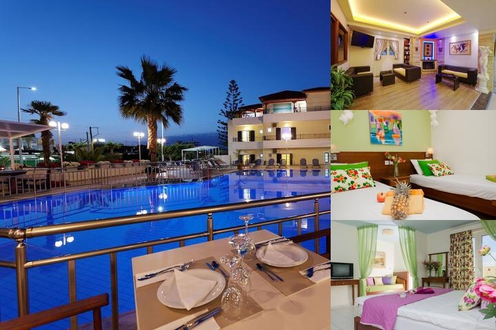 Philoxenia Hotel photo collage