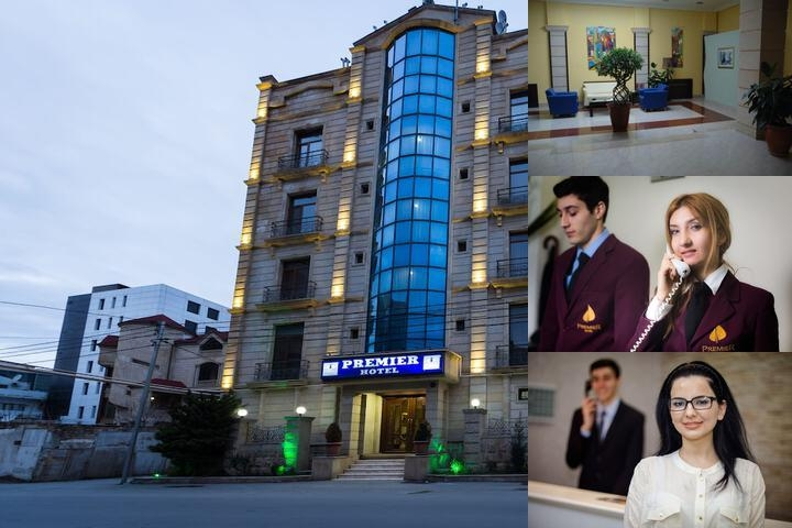 Premier Hotel photo collage