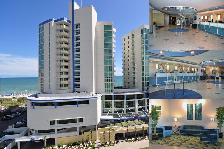 Avista Resort photo collage