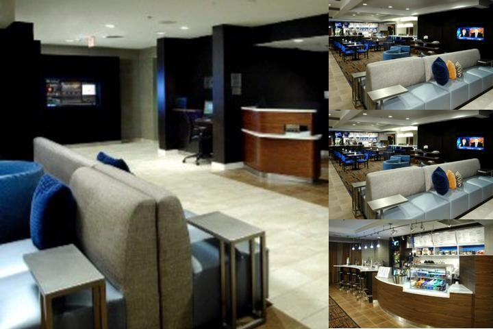 Courtyard Marriott Northwest photo collage