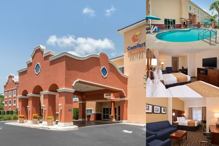 Comfort Suites The Villages photo collage