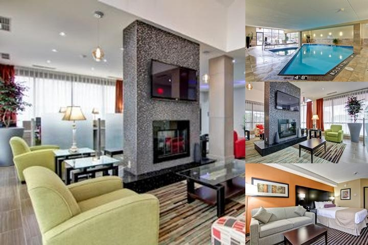 Best Western Plus Toronto North York Hotel & Suite photo collage