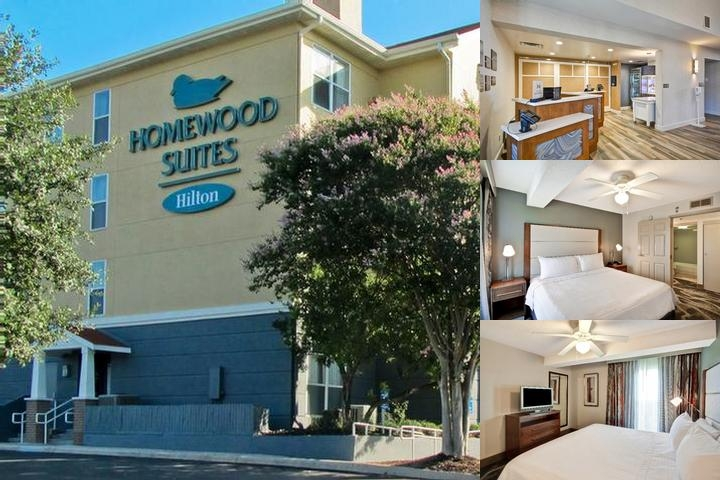 Homewood Suites Northwest San Antonio photo collage
