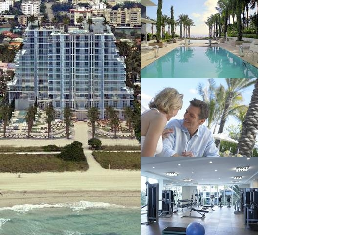 Grand Beach Hotel Surfside photo collage