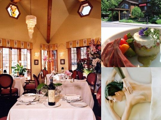 Auberge Des Gallant Restaurant & Spa photo collage