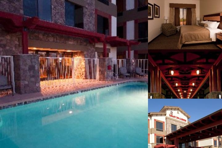 Best Western Legacy Inn & Suites photo collage