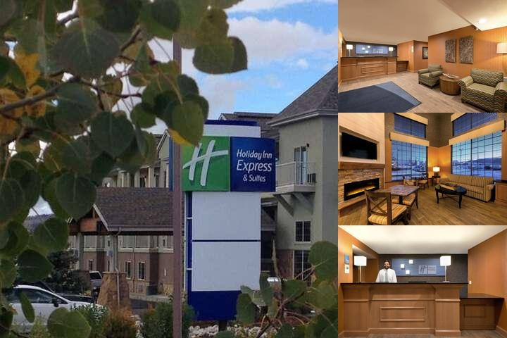 Holiday Inn Express & Suites Fraser / Winter Park photo collage