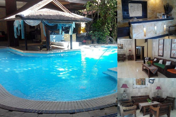 Bali Segara Hotel photo collage