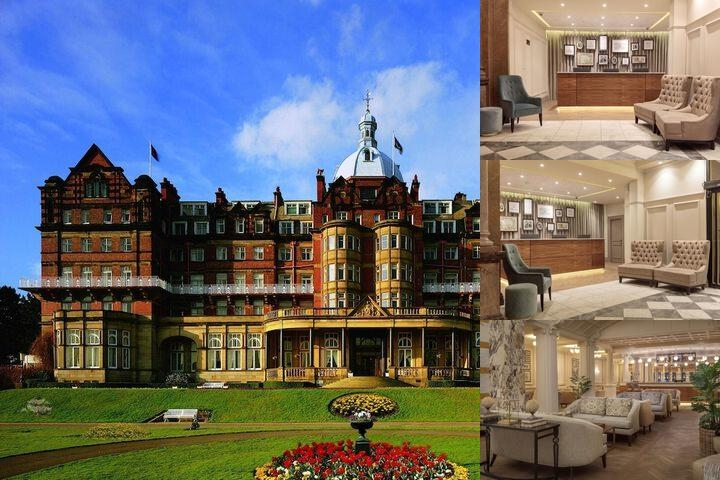 Doubletree by Hilton Harrogate Majestic Hotel & Spa photo collage