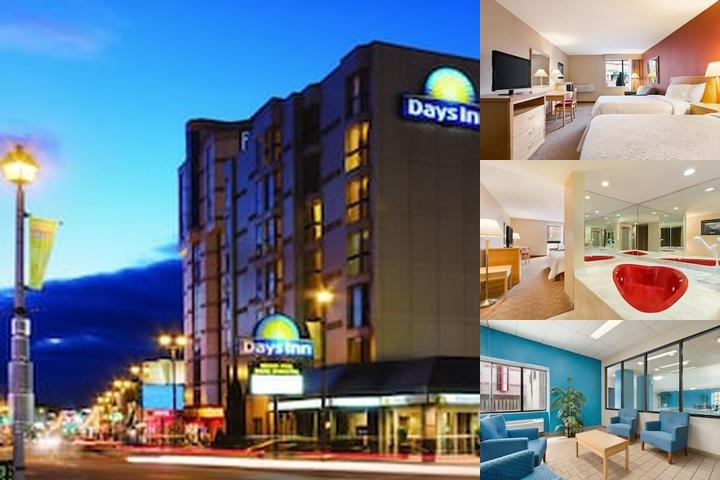 Days Inn Near The Falls photo collage