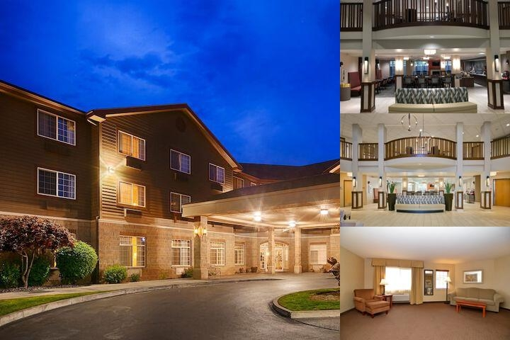 Best Western Plus Kennewick Inn photo collage
