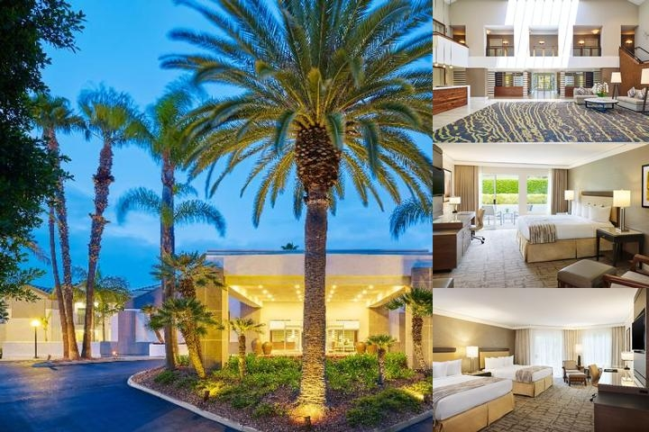 Doubletree by Hilton Golf Resort San Diego photo collage