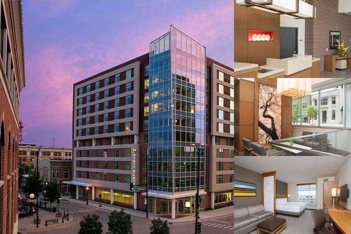 Hyatt Place Champaign / Urbana photo collage
