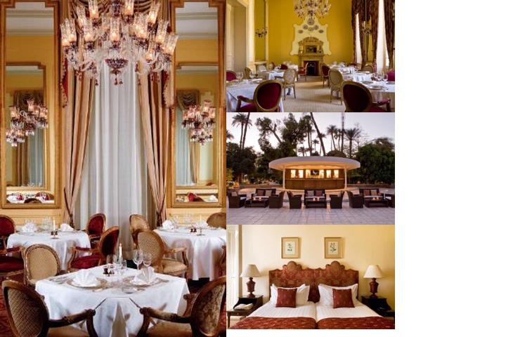 Sofitel Luxor Old Winter Palace photo collage