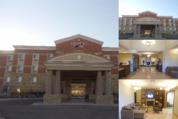 Country Inn & Suites Dearborn photo collage