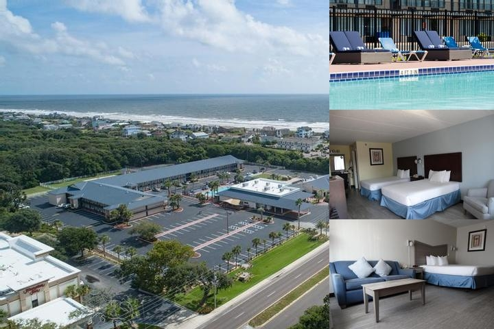 Days Inn & Suites Amelia Island at the Beach photo collage