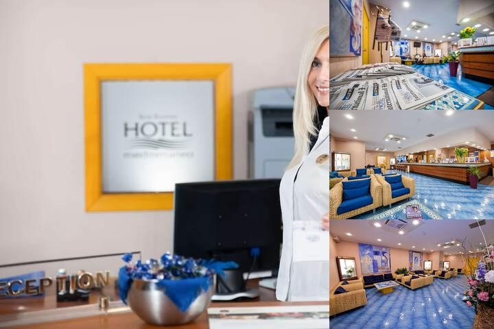 Best Western Hotel Mediterraneo photo collage