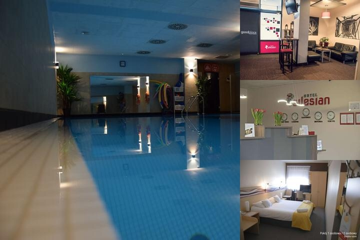 Quality Silesian Hotel photo collage