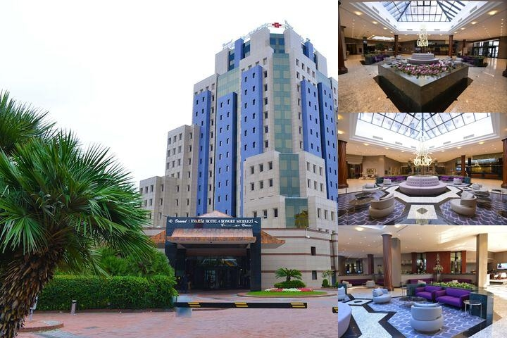 Grand Cevahir Hotel & Convention Center photo collage