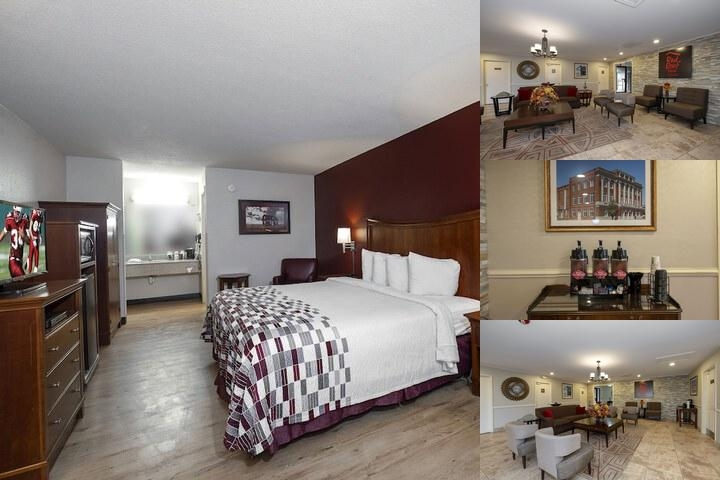 Dothan Inn & Suites photo collage