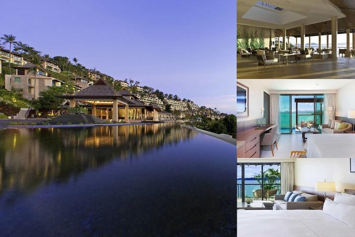 The Westin Siray Bay Resort & Spa Phuket photo collage