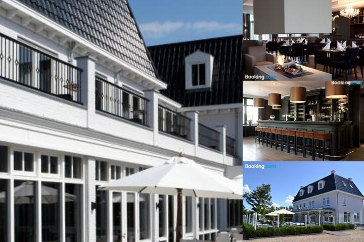 Fletcher Hotel Duinzicht photo collage