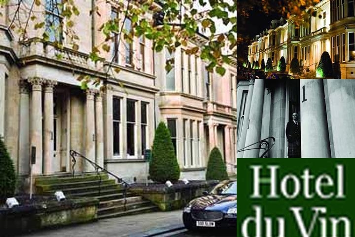 One Devonshire Gardens at Hotel Du Vin photo collage