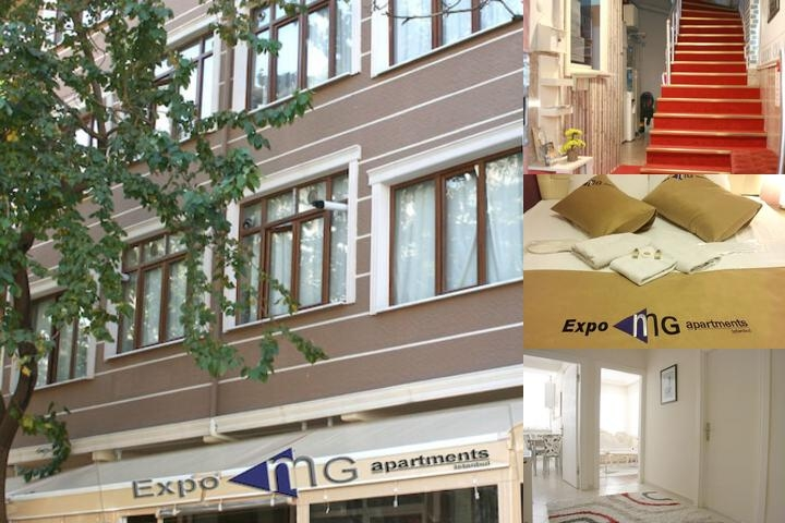 Expo Mg Apartments photo collage