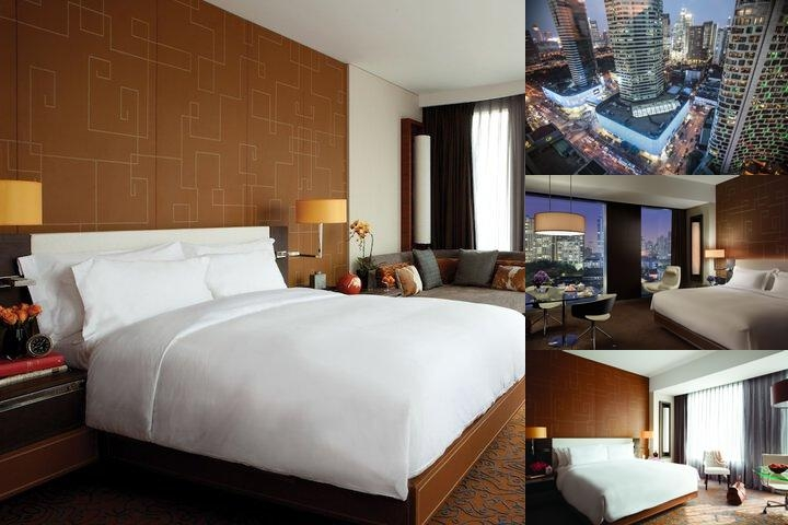 The Langham Shanghai Xintiandi photo collage