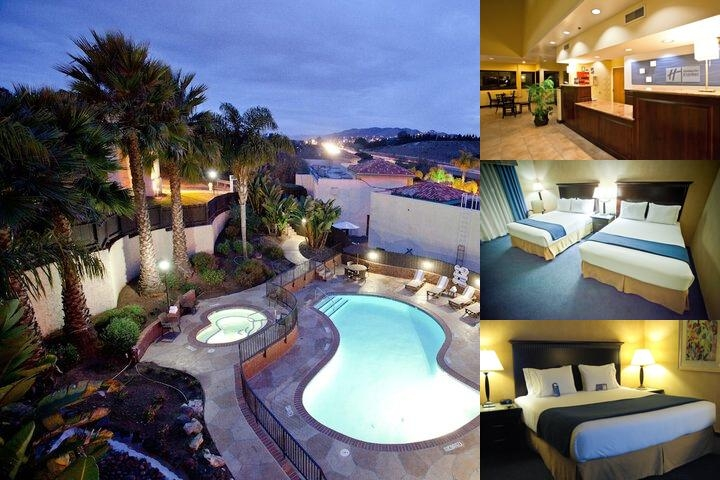 Holiday Inn Express Grover Beach Pismo Beach photo collage