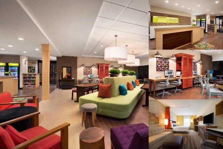Home 2 Suites by Hilton Rochester / Henrietta photo collage