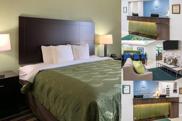 Quality Inn & Suites West Monroe photo collage