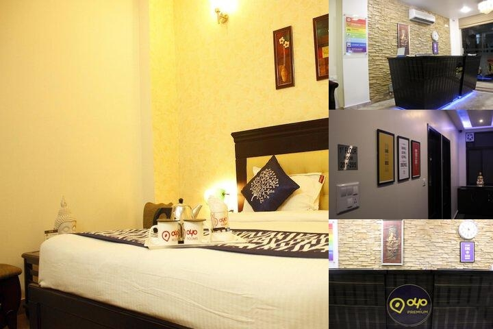 Hotel Yog Vashishth photo collage