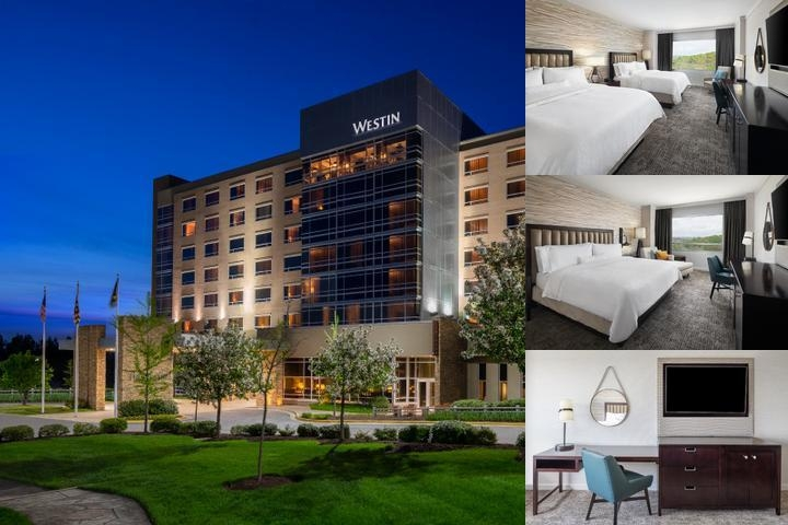 Westin Bwi photo collage